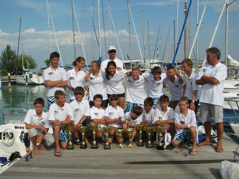 Serdülő és Ifjúsági Országos Bajnokság 2012