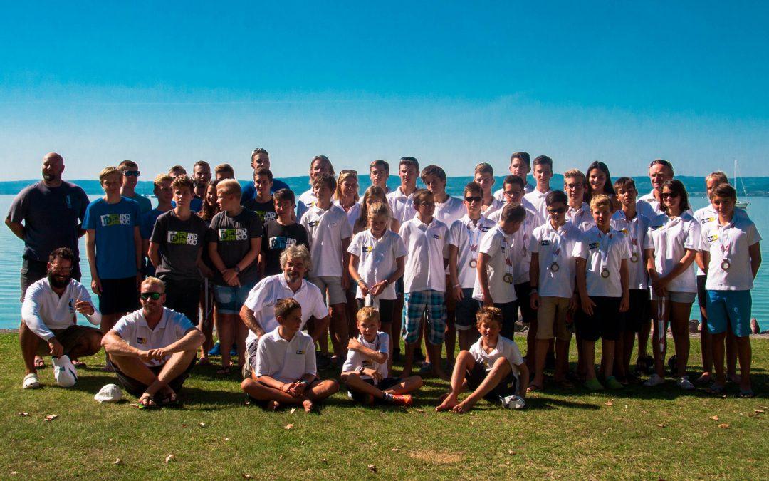 Véget ért a 2015 évi Ifjúsági Magyar Bajnokság